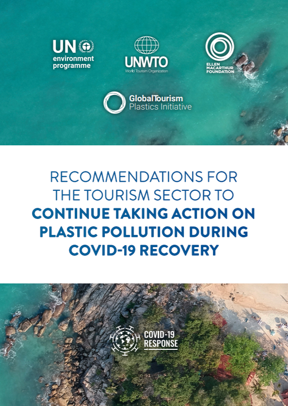 Recommendations for the Tourism Sector to Continue Taking Action on Plastic Pollution During COVID-19 Recovery