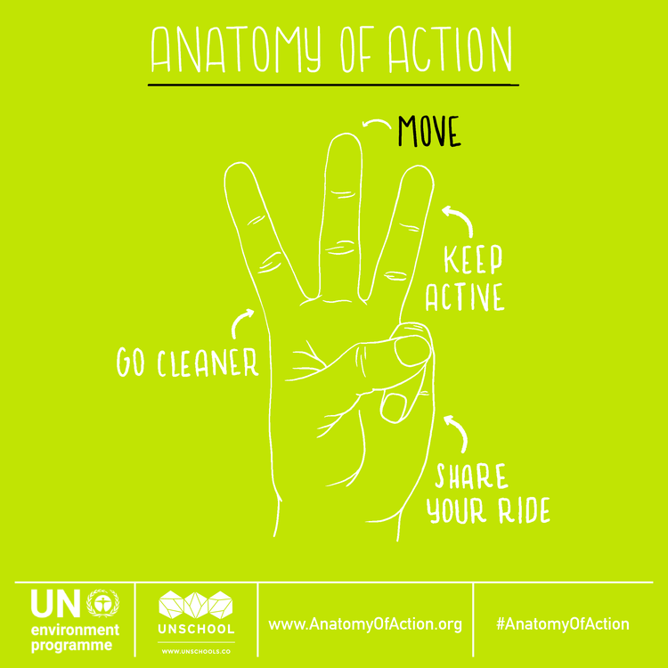 Anatomy of Action - Move