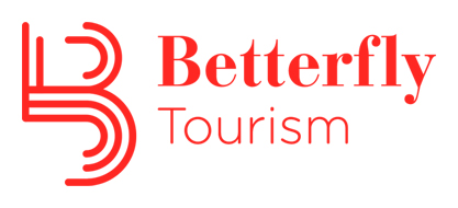 Betterfly Tourism Logo
