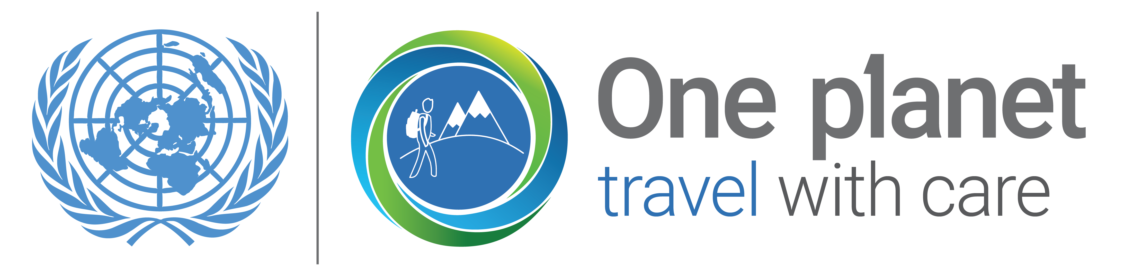 One planet network Sustainable Tourism Programme logo