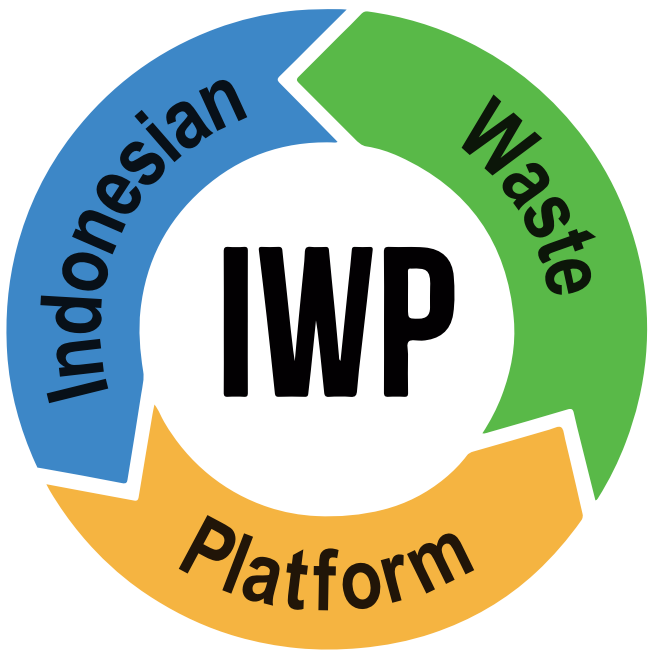 Indonesian Waste Platform logo